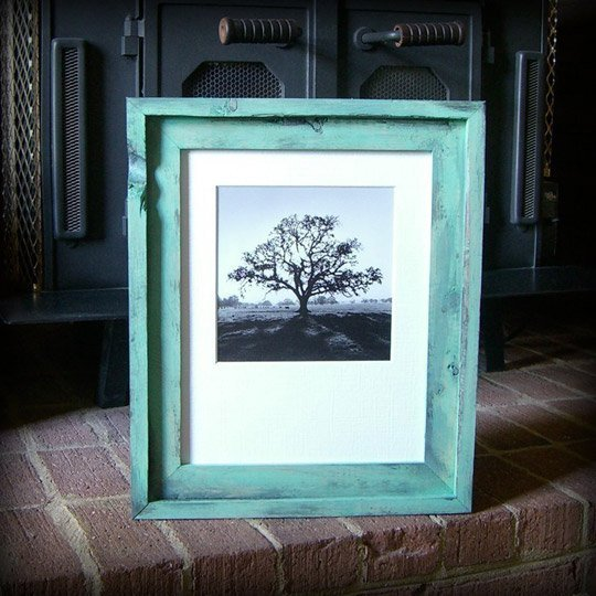 Five thrifty ways to frame and display artwork