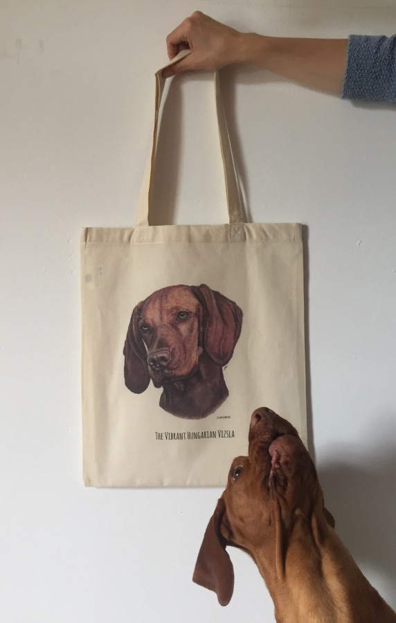 Win a Fairtrade 100% Natural Cotton Tote Bag of your choice!