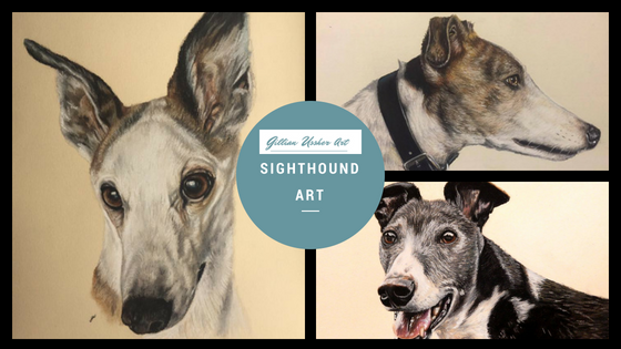 Sighthound Art